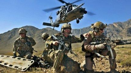 Раненых американских военных будут лишать сознания