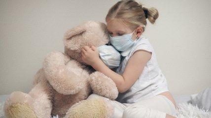 """Больницы забиты: """"дельта""""- штамм коронавируса все больше бьет по детям в США"""