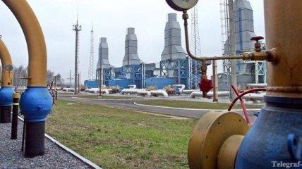 Украина с похолоданием вернулась к отбору газа