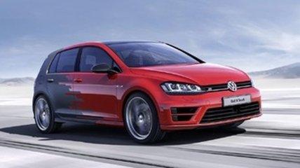 Volkswagen Golf получит систему распознавания жестов