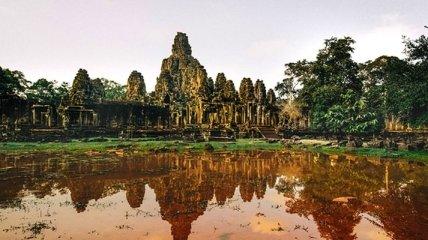 Заброшенные храмы Камбоджи (Фото)