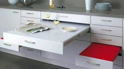 Оригинальные идеи для маленьких квартир (Фото)