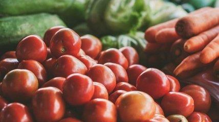Весомые причины чаще есть помидоры