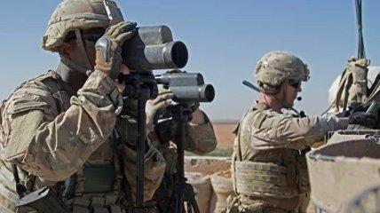 На авиабазе в Ираке, где находятся военные США, повышен режим безопасности