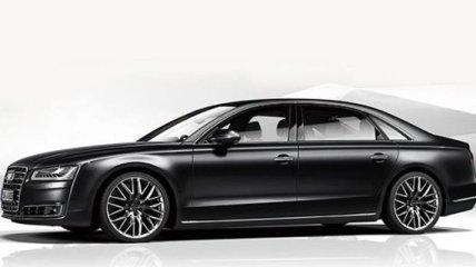 Встречайте Audi A8 L Chauffeur