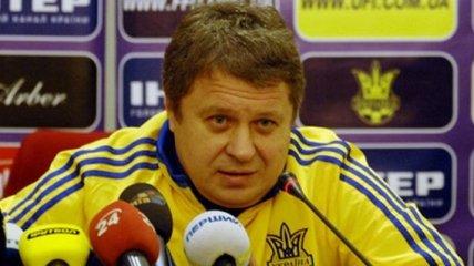Заваров: Мне понравилась молодежь в последней игре с Кипром
