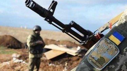 Штаб ООС: оккупационные войска Донбасса один раз нарушили режим тишины
