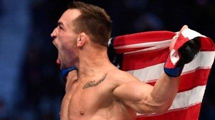 Трехкратный чемпион Bellator дебютировал в UFC зрелищным нокаутом (видео)