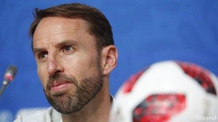 Слова Саутгейта перед матчем ЧМ-2018 Англия - Бельгия