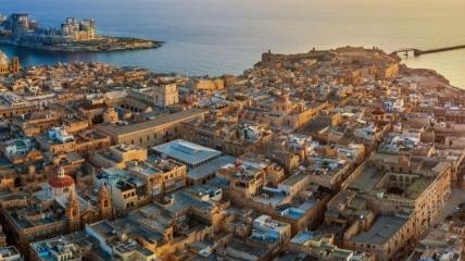 Панорама Мальты