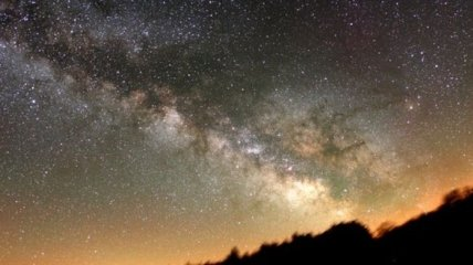 Световое загрязнение мешает увидеть Млечный Путь