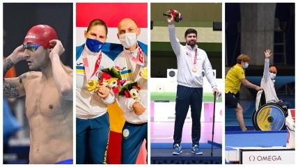 Украинские паралимпийцы