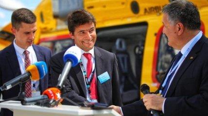 В этом году Airbus поставит еще пять вертолетов для нужд МВД Украины