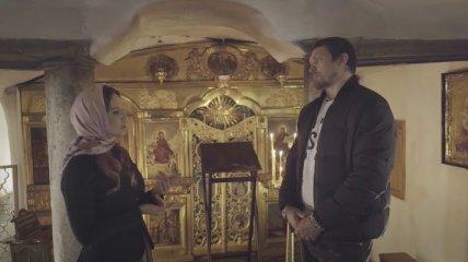 Усик рассказал жене Медведчука, что бьет соперников с любовью (видео)