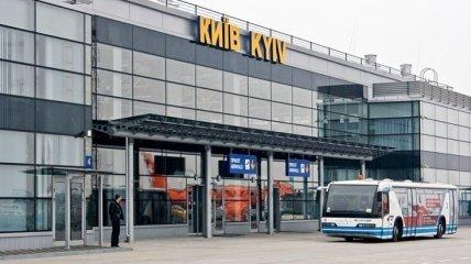 """Аэропорт """"Борисполь"""" закрыл еще один терминал"""