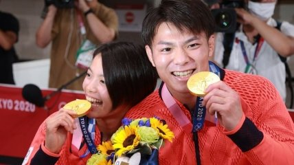 "Брат и сестра завоевали ""золото"" в дзюдо на Олимпийских играх"