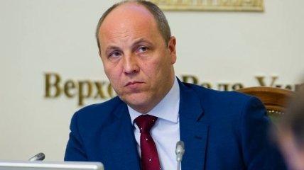 Парубий в суде рассказал подробности захвата здания СБУ в Луганске в 2014 году