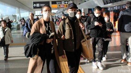 США запретят въезд иностранцам, недавно посещавшим Китай