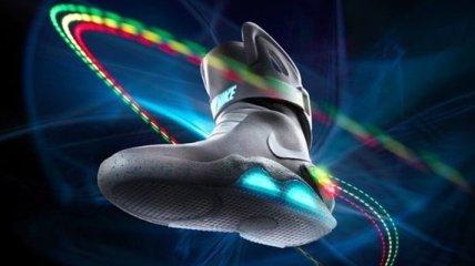 """Nike выпустит в этом году кроссовки из """"Назад в будущее 2"""""""