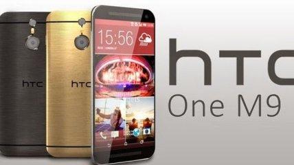 Новый HTC One M9 Hima засветился в Сети