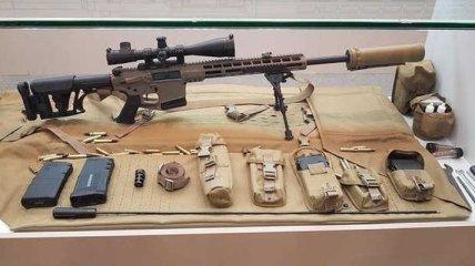 ВСУ получили на вооружение снайперскую винтовку UR-10 (Видео)