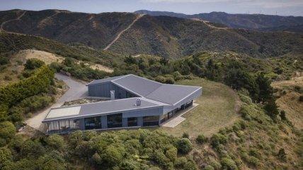 Забыть о городской суете: современный дом в Новой Зеландии (Фото)