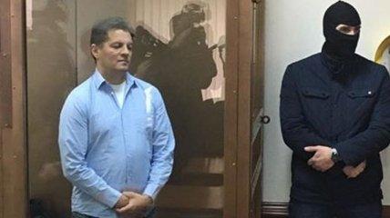 Сегодня московский суд рассмотрит жалобу на продление ареста Сущенко