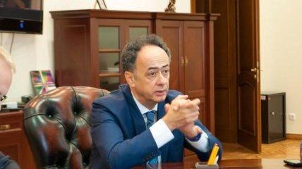 """Посол ЕС донесет Европарламенту позицию Украины по закону """"Об образовании"""""""