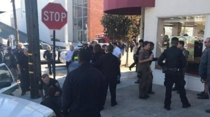 В Сан-Франциско стреляли возле почты, есть пострадавшие