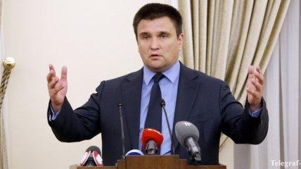 Климкин опроверг перевод в посольство Украины в Штатах