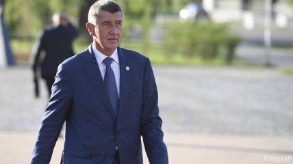 МИД: Чешский премьер не говорил о планах приобрести в Украине землю