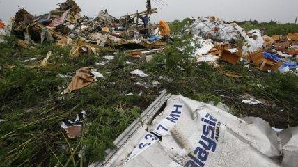 Порошенко почтил память почти 300 пассажиров и команды рейса МН17