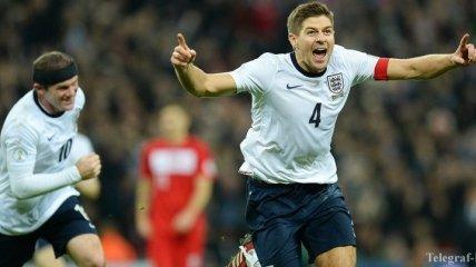 Джеррард: Руни нужен сборной Англии на Евро-2016