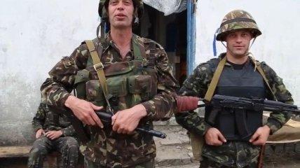 """Батальон """"Айдар"""" ждет приказа, чтобы освобождать украинские города (Видео)"""