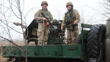 Штаб зафиксировал 51 обстрел со стороны боевиков в день Рождества