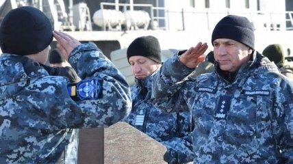Дивизион надводных сил ВМС будет базироваться в Мариуполе