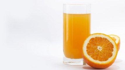 Апельсиновый сок опаснее газированных напитков
