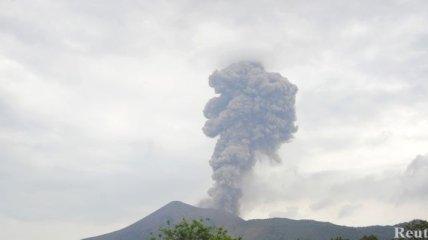 В Никарагуа из-за извержения вулкана объявлена массовая эвакуация