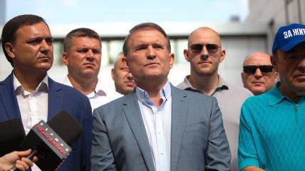 Адвокат Медведчука: Доказательства, которые приводит обвинение, нельзя использовать в деле