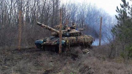 Штаб: Боевики 3 раза нарушили режим прекращения огня на Донбассе