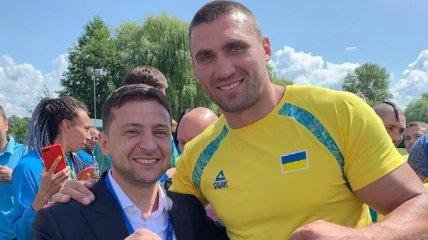 Украинский супертяж отказался от Олимпиады