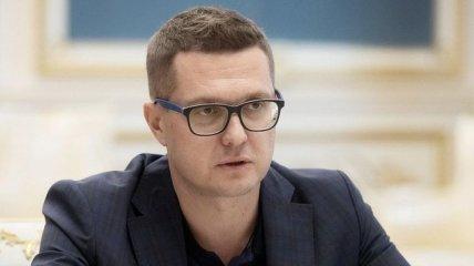 """Обыски в """"1+1"""": Баканов объяснил ситуацию"""