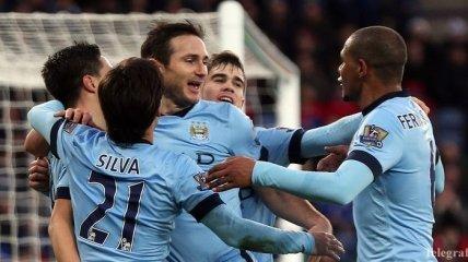 """Манчестер Сити"" продлил аренду Лэмпарда до конца сезона"