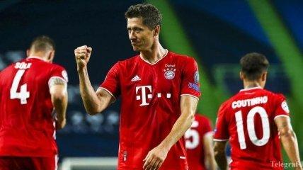 Лион - Бавария: яркие моменты матча (Фото)