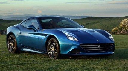 Ferrari ведет разработку совершенно новой модели