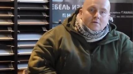 """Бойовик """"ДНР"""", громадянин Чехії Іржі Урбанек"""