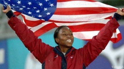 Родители олимпийской чемпионки подали в суд на свою дочь