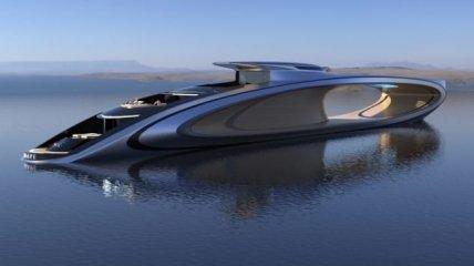 Концепція нової яхти.