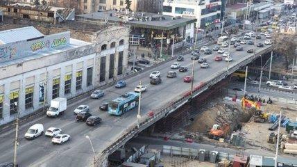 Стоимость реконструкции Шулявского моста снова возрастет