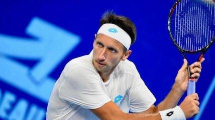 Стаховский вылетел в квалификации из турнира в Антверпене